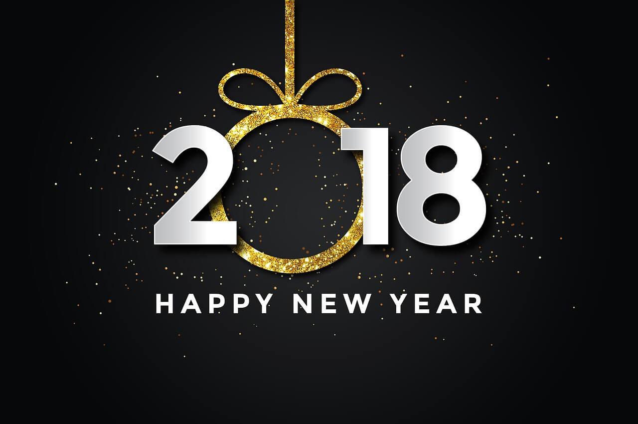Hello 2018 !!!